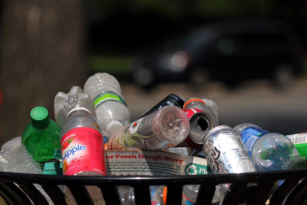 Cans & Plastic Bottles Required to Make $1000