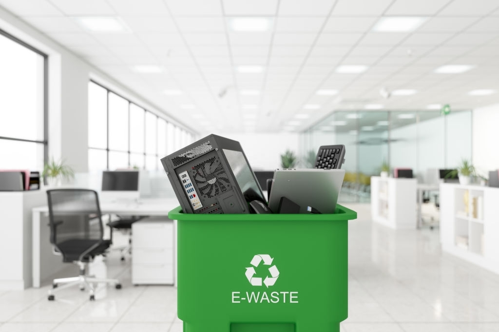 How to Handle e Waste Cover Photo